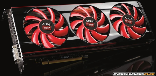 AMD Teases HD 7990 Dual GPU Monster at GDC