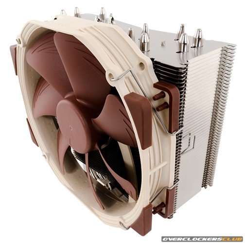 Noctua Announces Pair of CPU Coolers