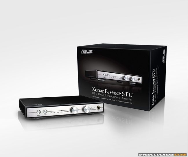 ASUS Announces New External DAC Converter and Headphone Amplifier