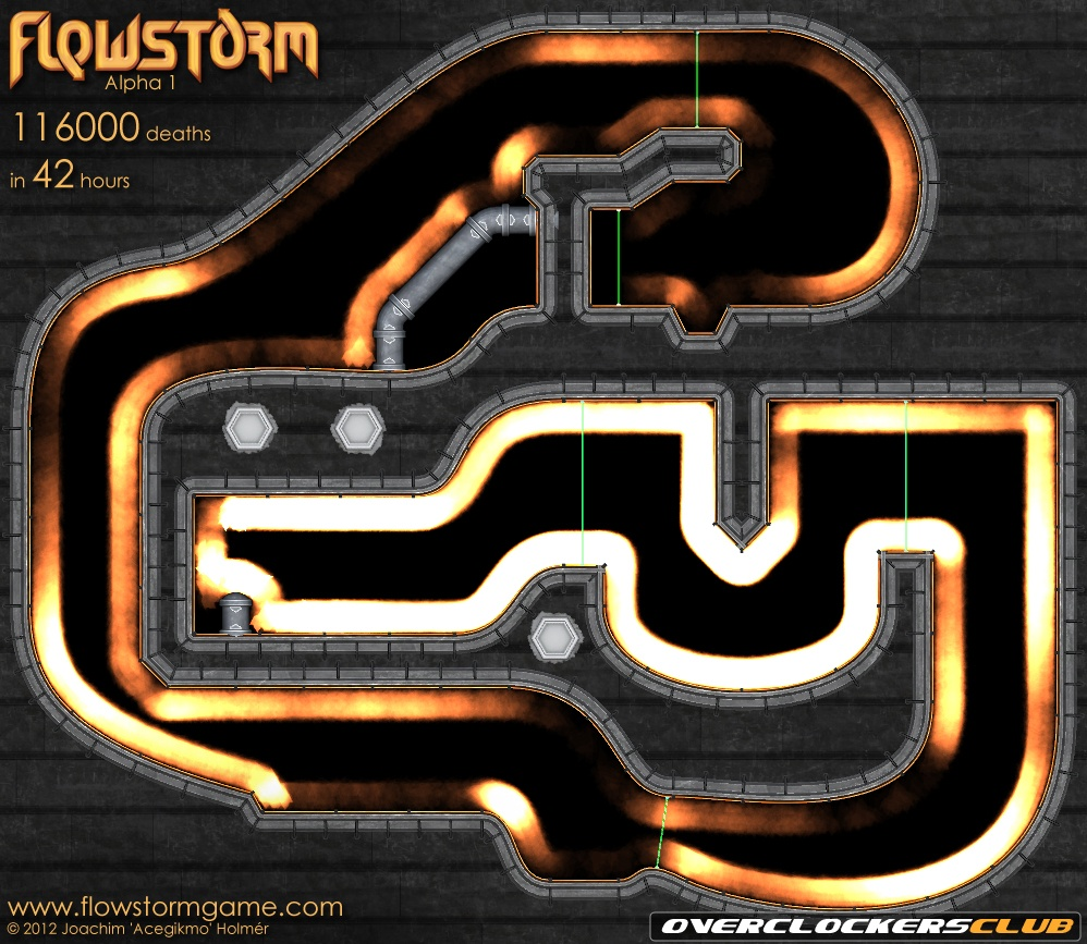 Steam Greenlight Spotlight: Flowstorm