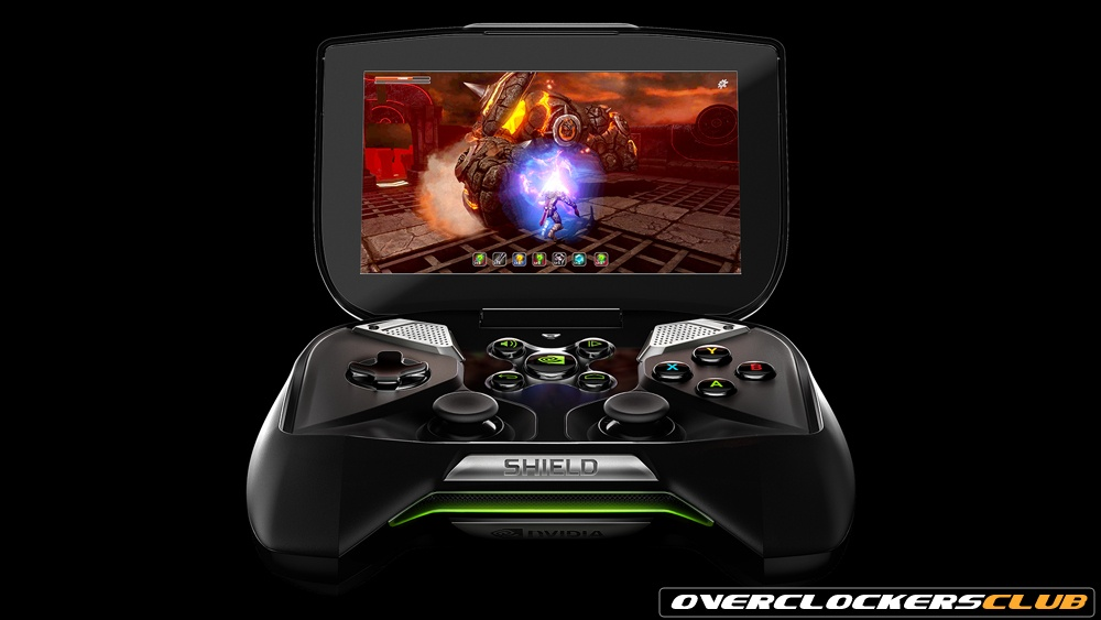 NVIDIA SHIELD Due Next Month for $349; Pre-orders Begin May 20