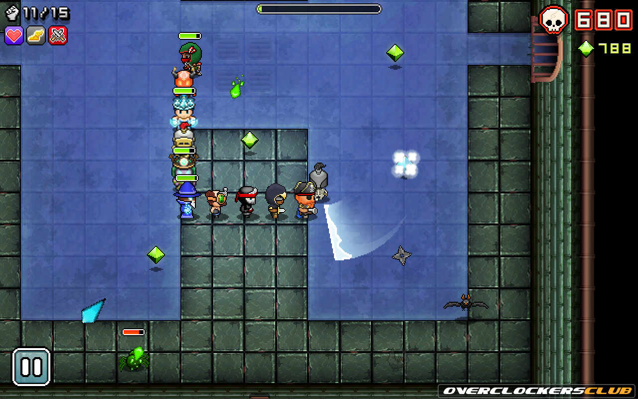 Steam Greenlight Spotlight: Nimble Quest
