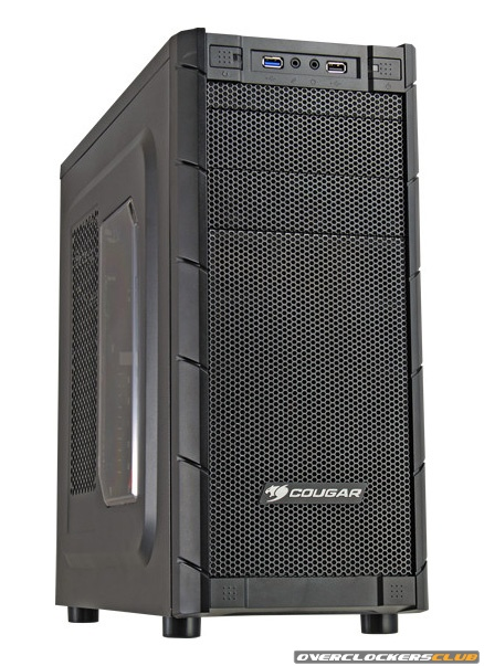 COUGAR Unveils the Archon Mid Tower Case