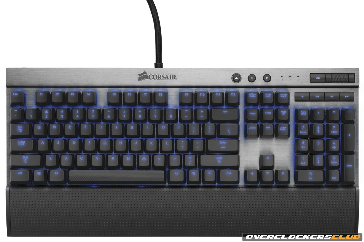 Corsair Announces New Keyboards and Mice at Computex