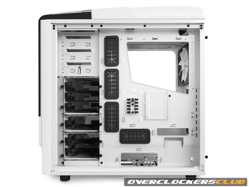 NZXT Unveils its Phantom Successor with the Phantom 530