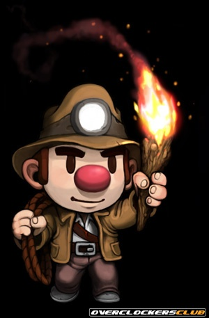 Spelunky Coming to the PC This Summer