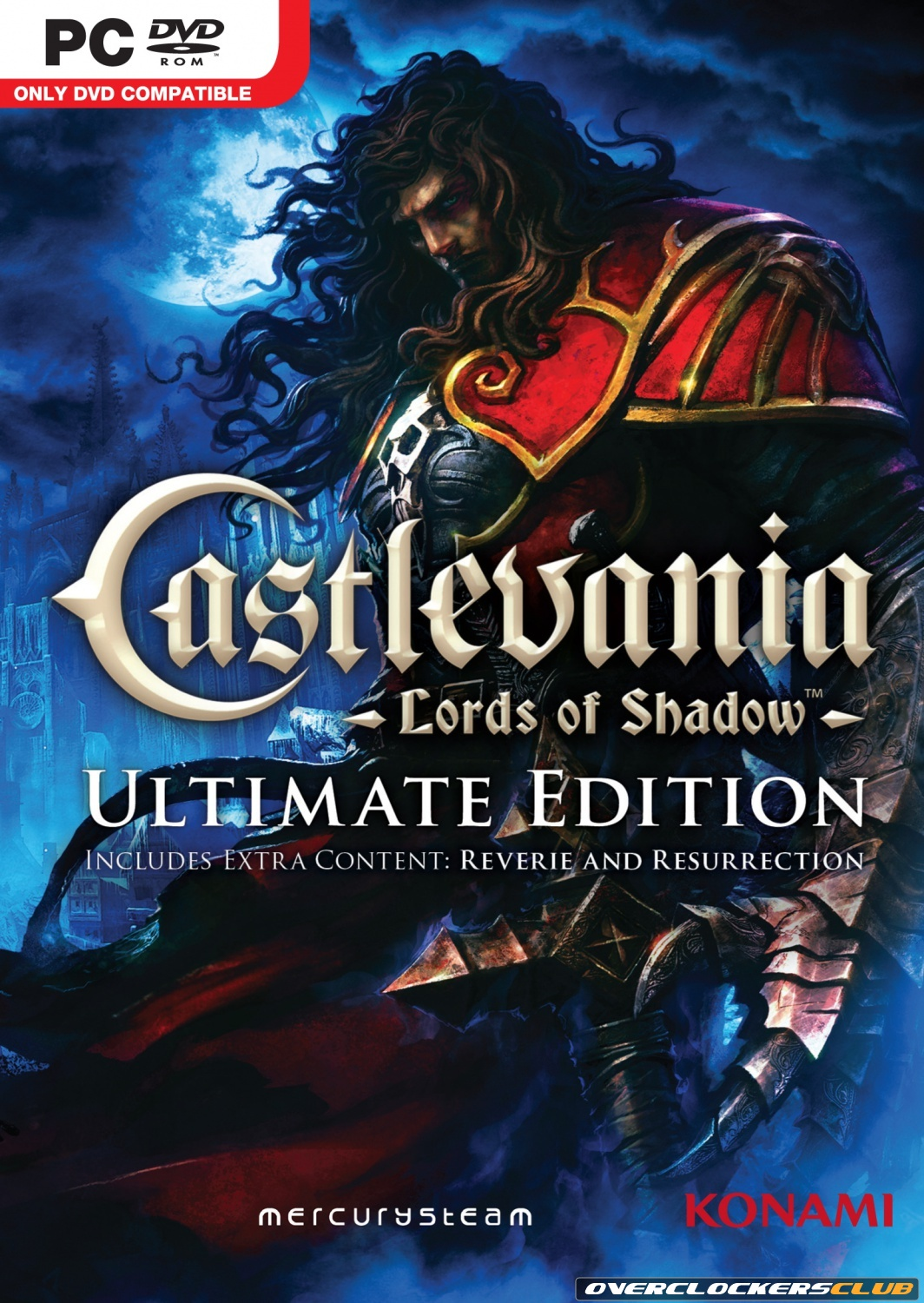 Castlevania: Lords of Shadow: Ultimate Edition Coming to PC on August 27