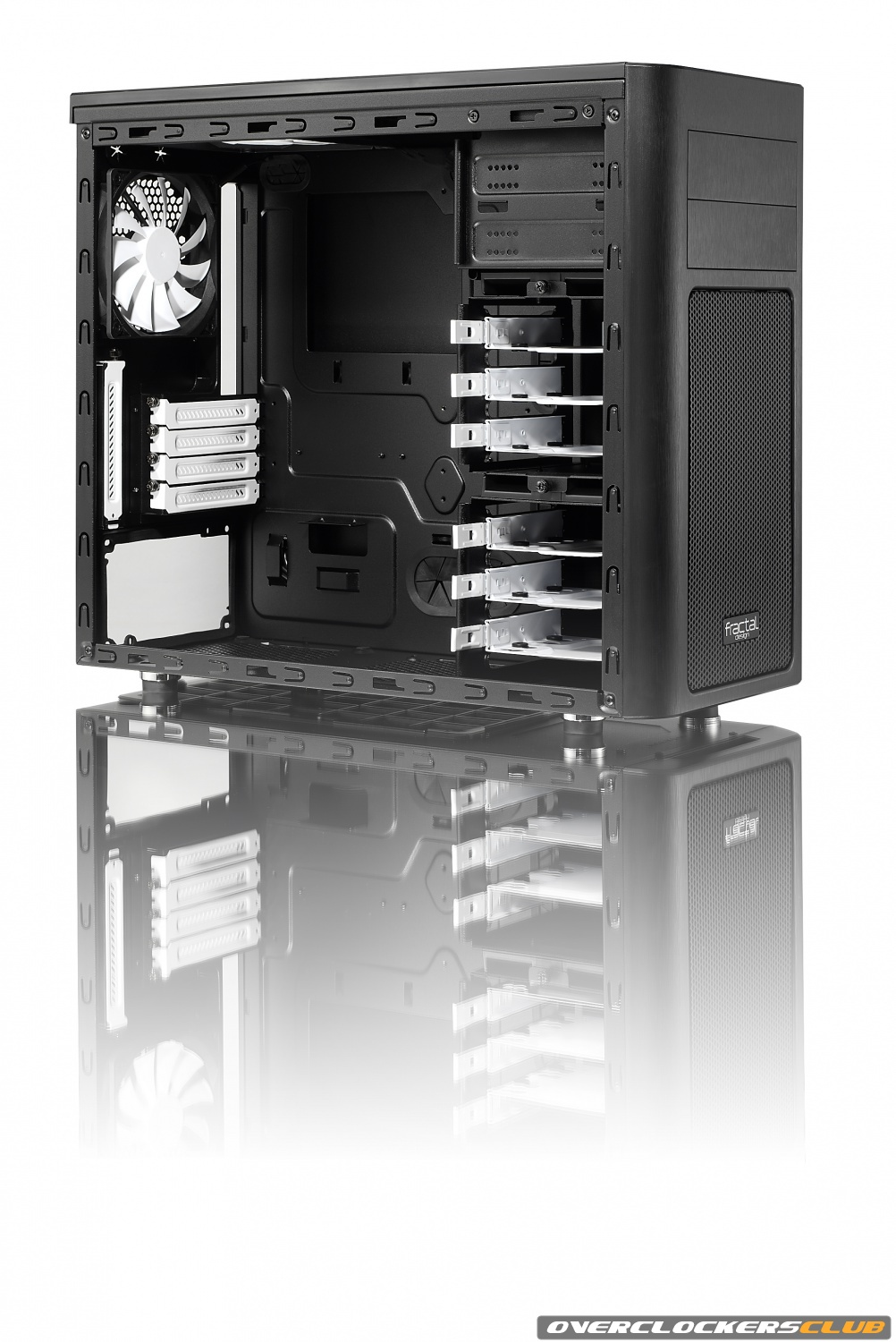 Fractal Design Shows Pair of Cases at Computex