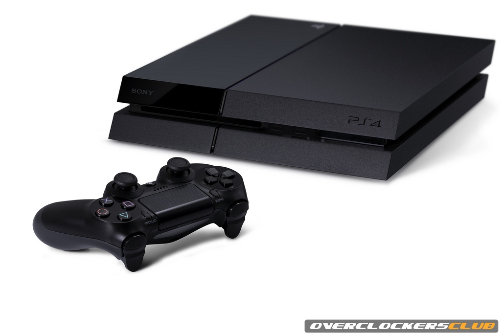 Sony Shows Off PlayStation 4 Hardware and Prices it at $399; Comes with 500GB Hard Drive