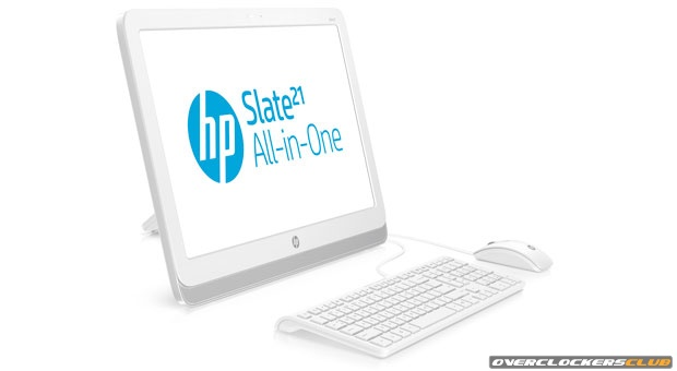 HP Introduces a New Android Tablet with 21.5-inch Screen