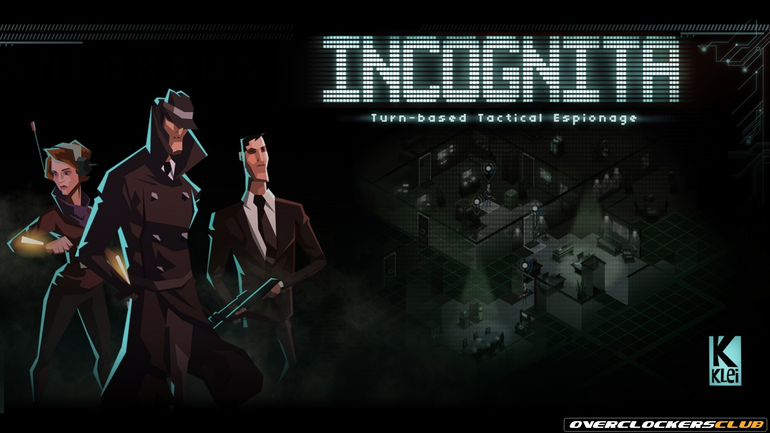 Klei Turns to Turn-Based Tactical Espionage in its Next Game, Incognita