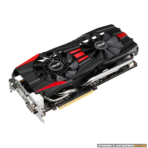 ASUS Launches the GeForce GTX 780 DirectCU II Video Card