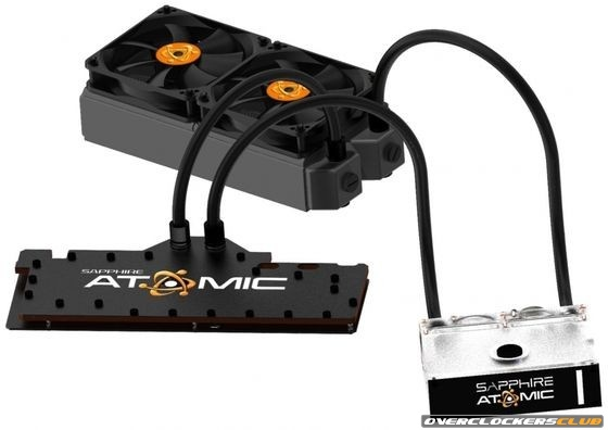 Details on New Sapphire 7990 Atomic Card Leaked