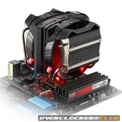 Cooler Master Announces the V8 GTS CPU Cooler