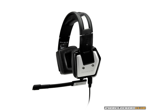 Cooler Master Releases the CM Storm Pulse-R Gaming Headset