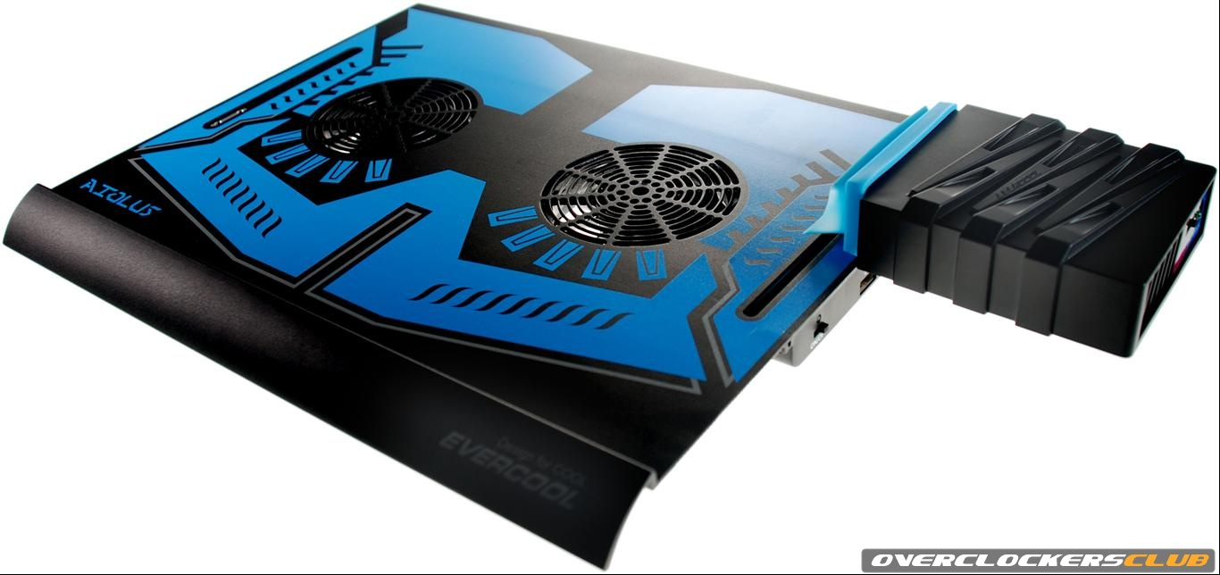 Evercool Releases New Notebook Cooler
