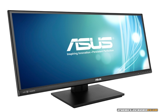 ASUS Announces 29 Inch Monitor