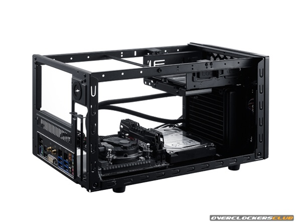 Cooler Master Unveils the Elite 130 Mini-ITX Case