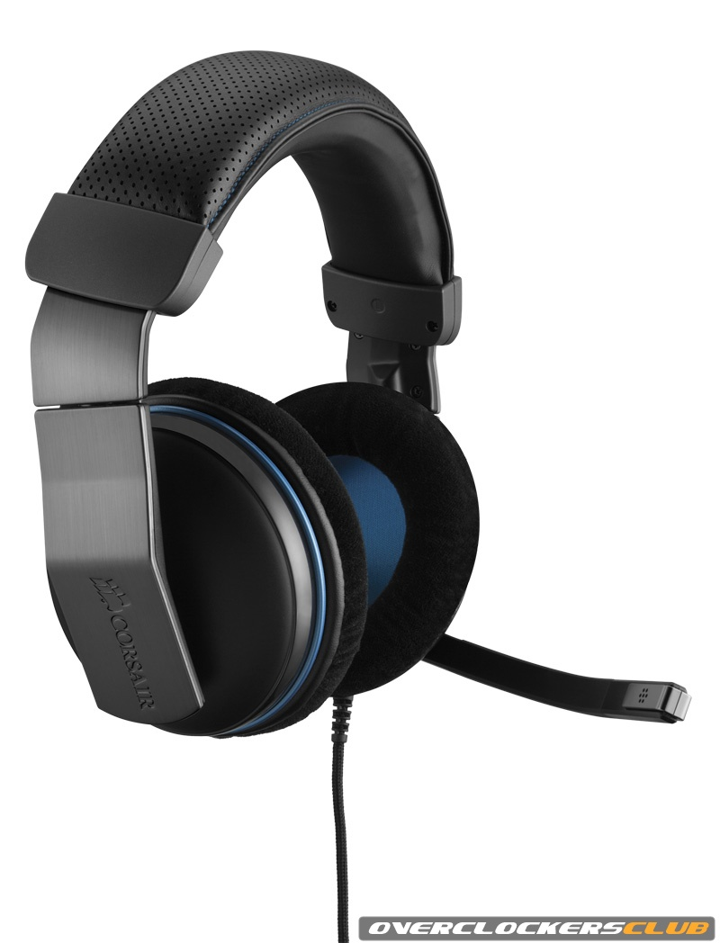 Corsair Launches New Gaming Headsets, Keyboard, and Mouse Pads at PAX Prime