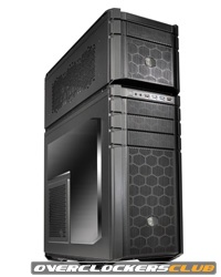 Cooler Master Unveils the HAF Stacker Series at PAX Prime