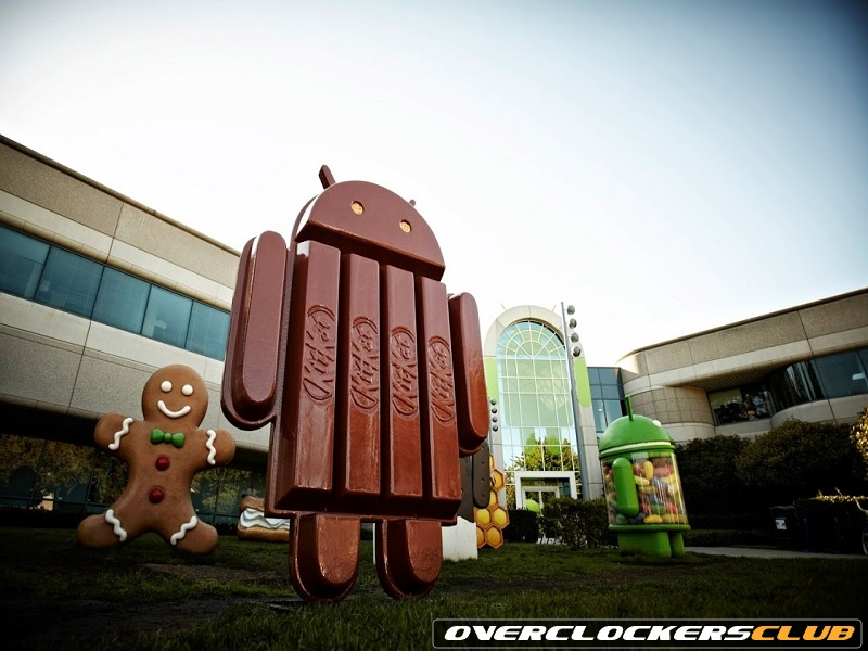 Google's Latest Treat: Android KitKat