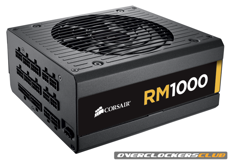 Corsair Releases the RM Series of Power Supplies; Replaces the TX Series