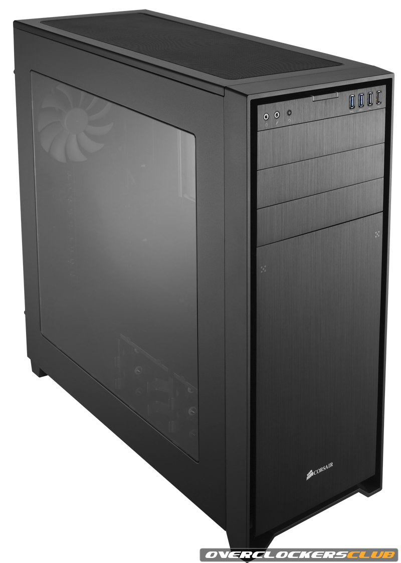 Corsair Announces new Full Tower Case