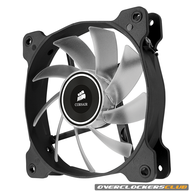 Corsair Announces High Airflow Case Fans