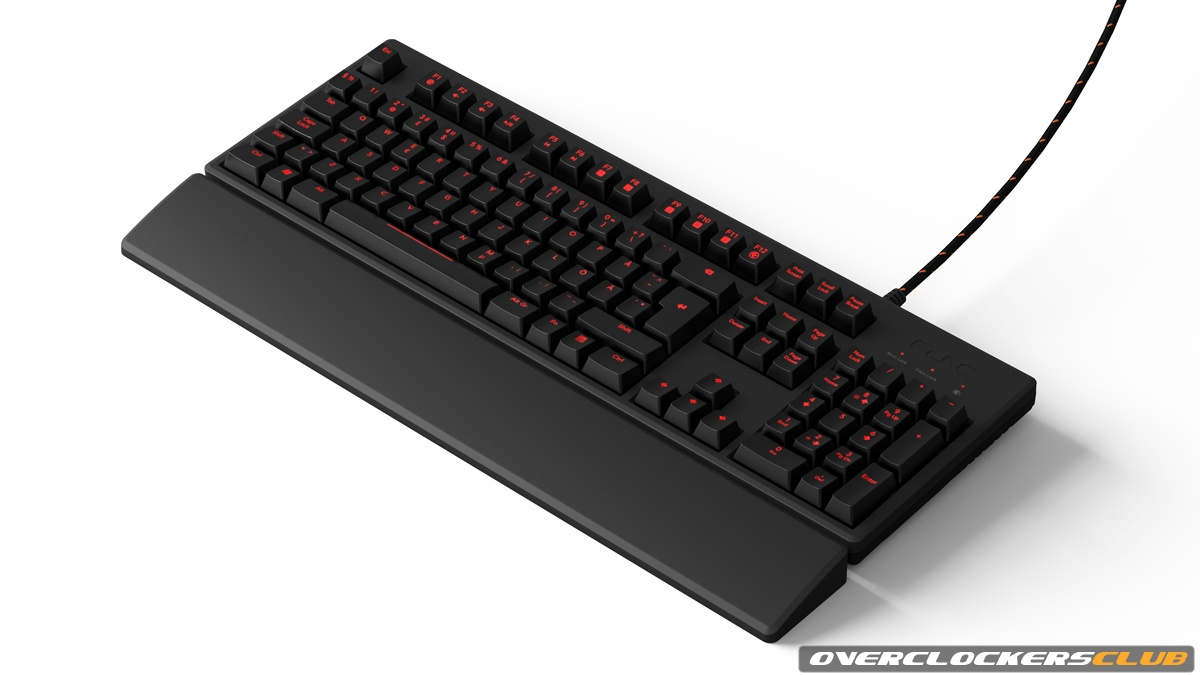 Func Releases the KB-460 Mechanical Gaming Keyboard