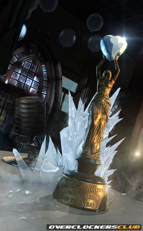 Batman Arkham New Year's Eve Announcement: Arkham Origins Story DLC to Revolve Around Mr. Freeze