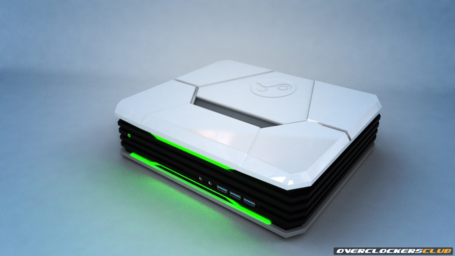 CyberPowerPC Debuts SteamOS Computers at CES