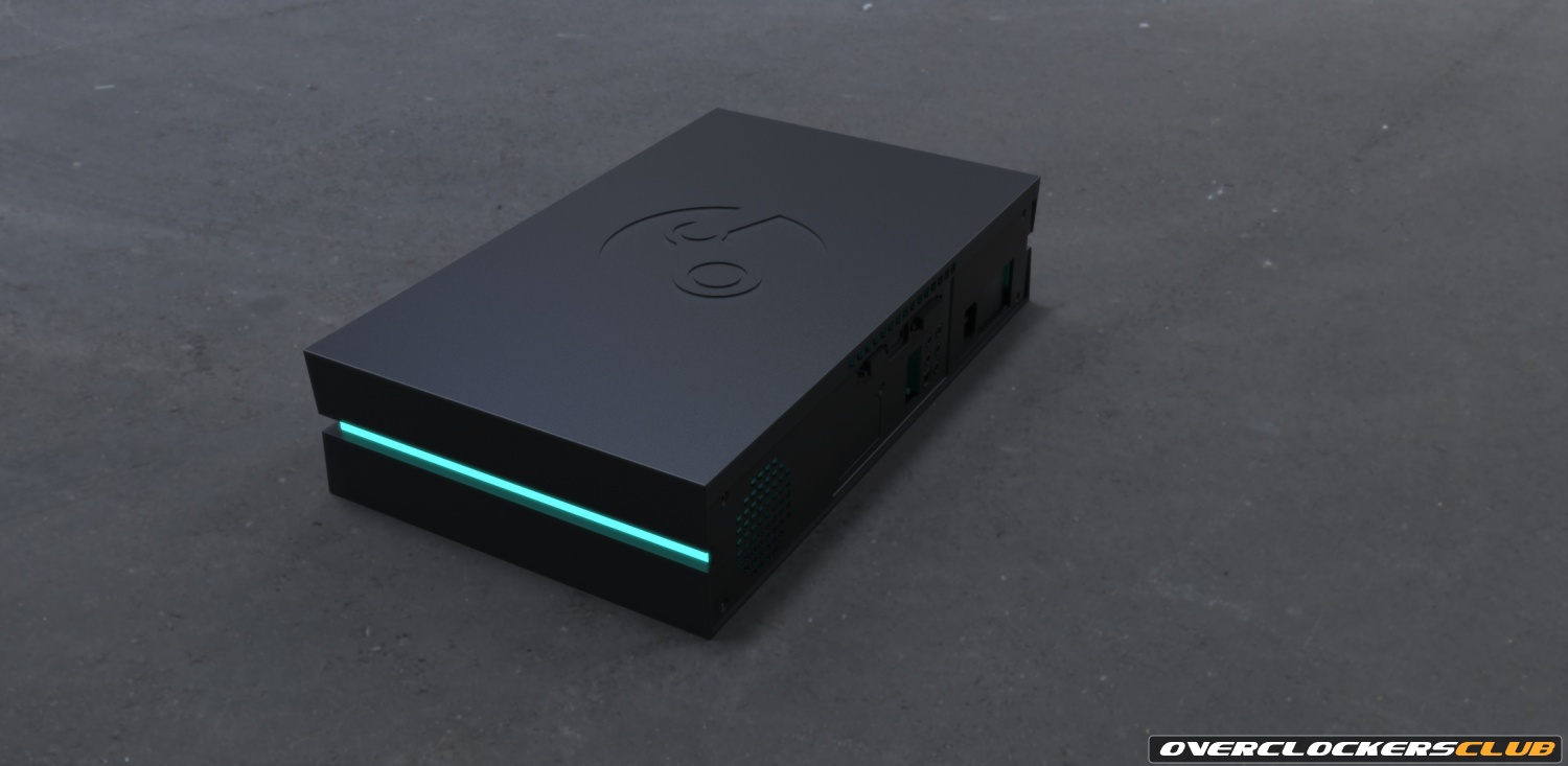 iBuyPower Shows Steam Machine at CES