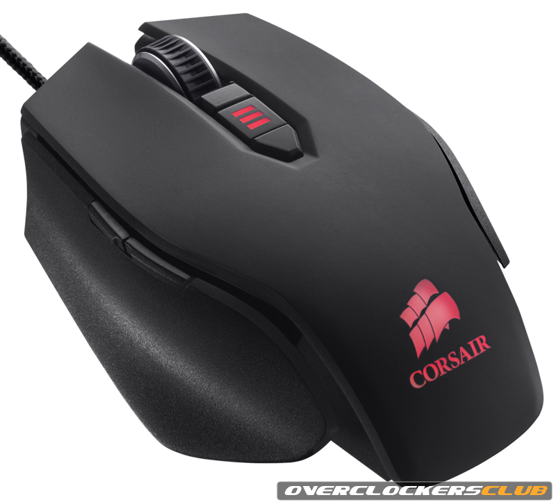 Corsair Announces New Raptor Peripherals at CES