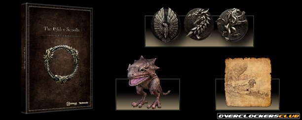 The Elder Scrolls Online Imperial Edition and Pre-order Bonuses Unveiled