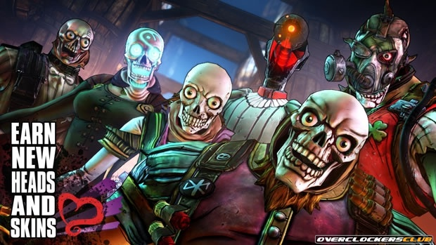 Celebrate Valentine's Day in Borderlands 2 with Mad Moxxi and the Wedding Day Massacre