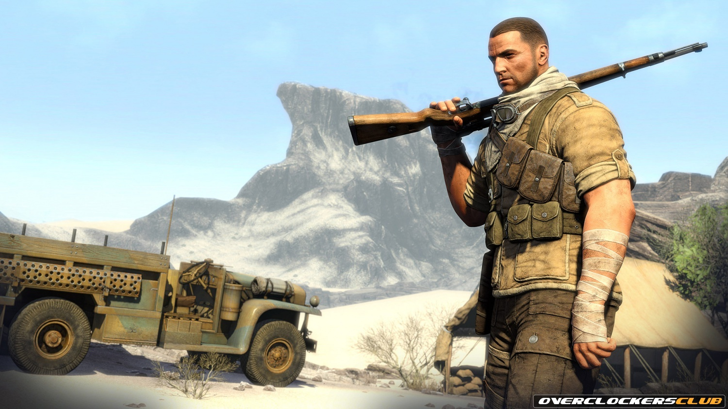 Sniper Elite 3 to Feature Non-linear Gameplay in Northern Africa