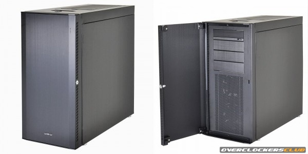 Lian-Li Previews PC-B16 and PC-A61 Cases Prior to Official CeBIT 2014 Unveil