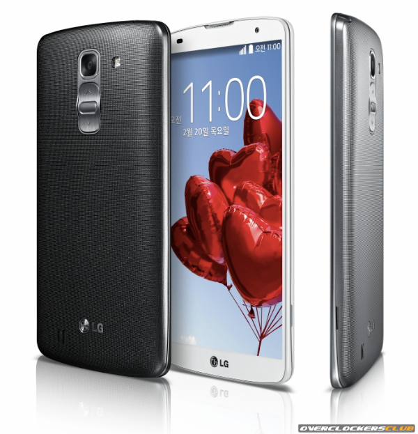 Details Emerge for LG's G Pro 2 Smartphone, Including Shooting 4K Videos