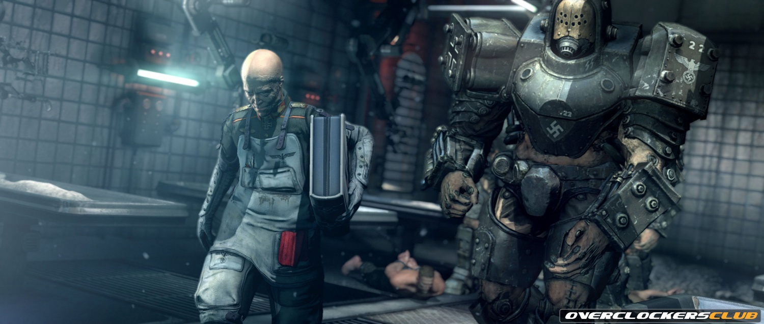 Wolfenstein: The New Order Gets a Release Date and New Trailer; Pre-Orders Come With DOOM Beta Access