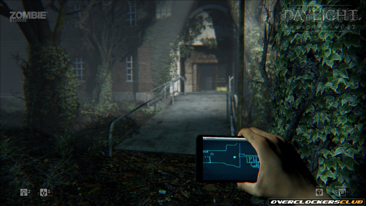 Zombie Studios' Daylight Haunting PCs and PS4s on April 8