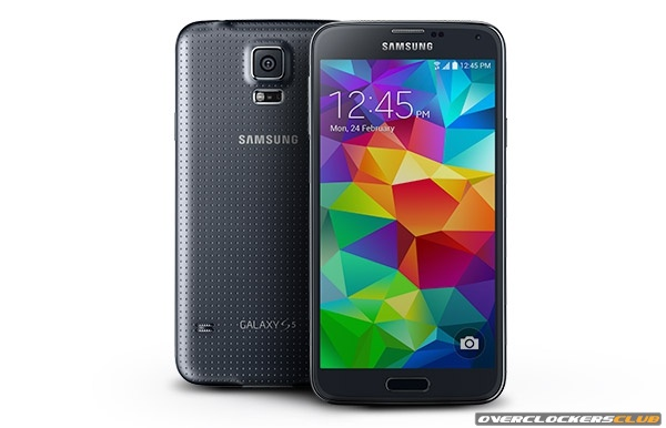 Samsung Unveils its Flagship Galaxy S5 Smartphone