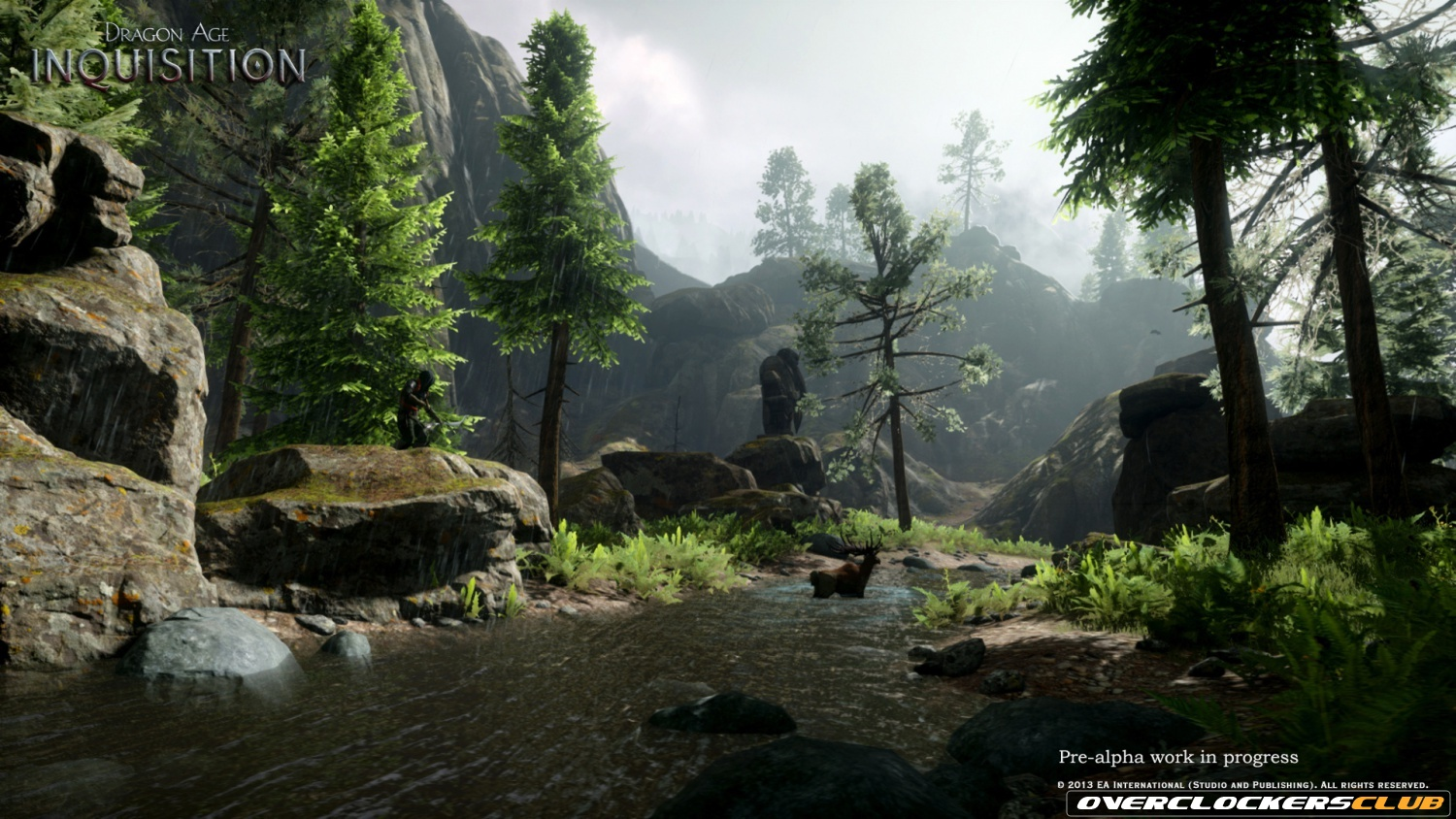 Discover the Dragon Age in a New Dragon Age: Inquisition Video