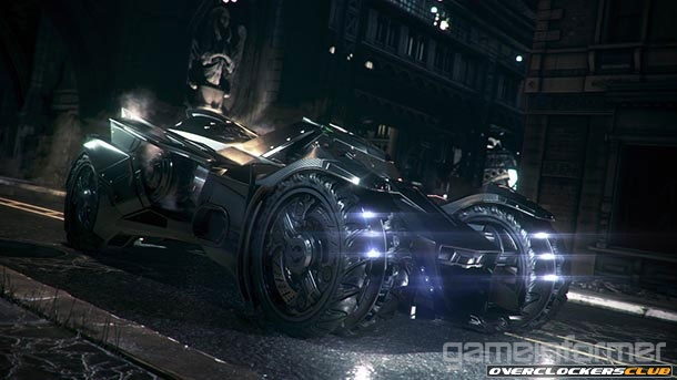 Batman: Arkham Knight Gives the Batmobile the Attention it Deserves