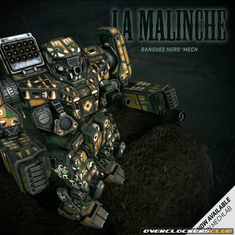 MechWarrior Online Now Supports DirectX11 and Gets a New Banshee Mech