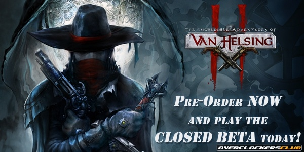 The Incredible Adventures of Van Helsing II Releasing April 17 on Steam