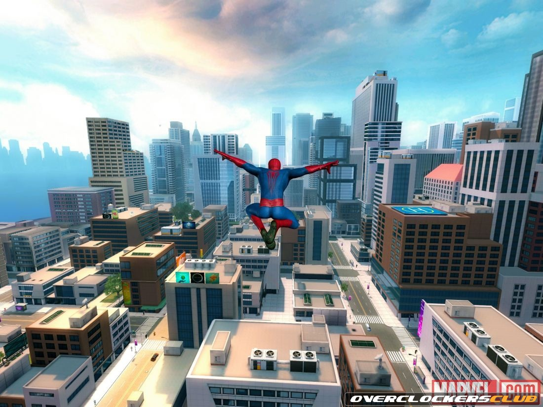 Read The Amazing Spider-Man 2 Mobile Game Announced