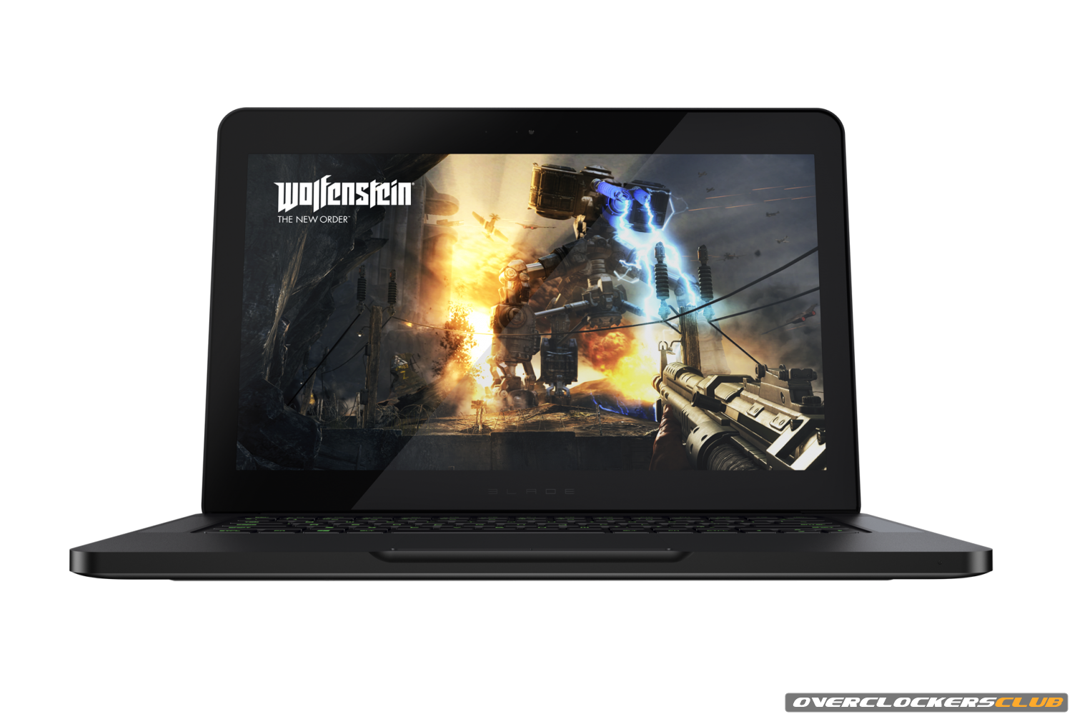 The New Razer Blade Boasts a 3200x1800 QHD+ Resolution, Powered by a NVIDIA GeForce GTX 870M GPU