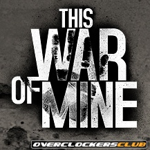 Anomaly Developer 11 bit studios Announces This War of Mine