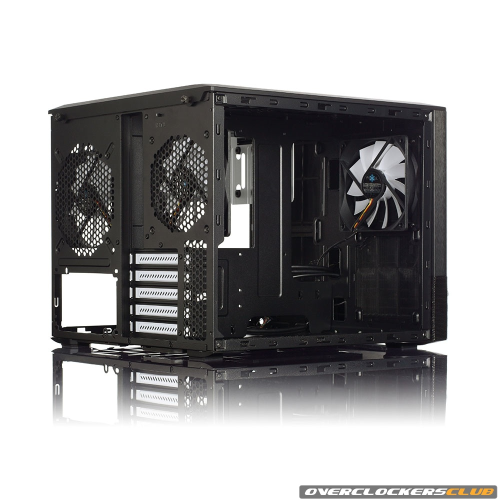 Fractal Design Announces the Node 804 MicroATX Case