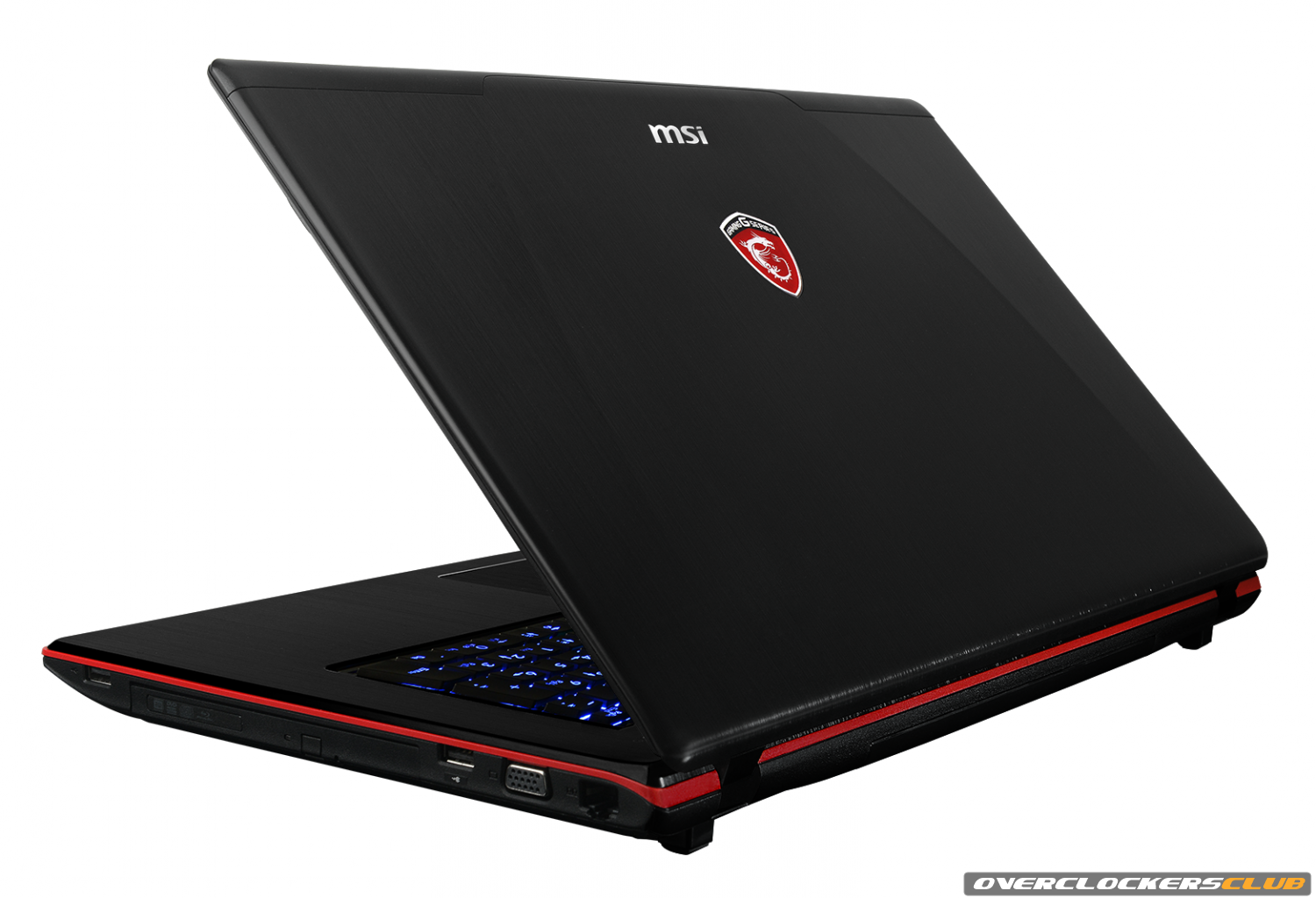 MSI Details New Gaming Laptops